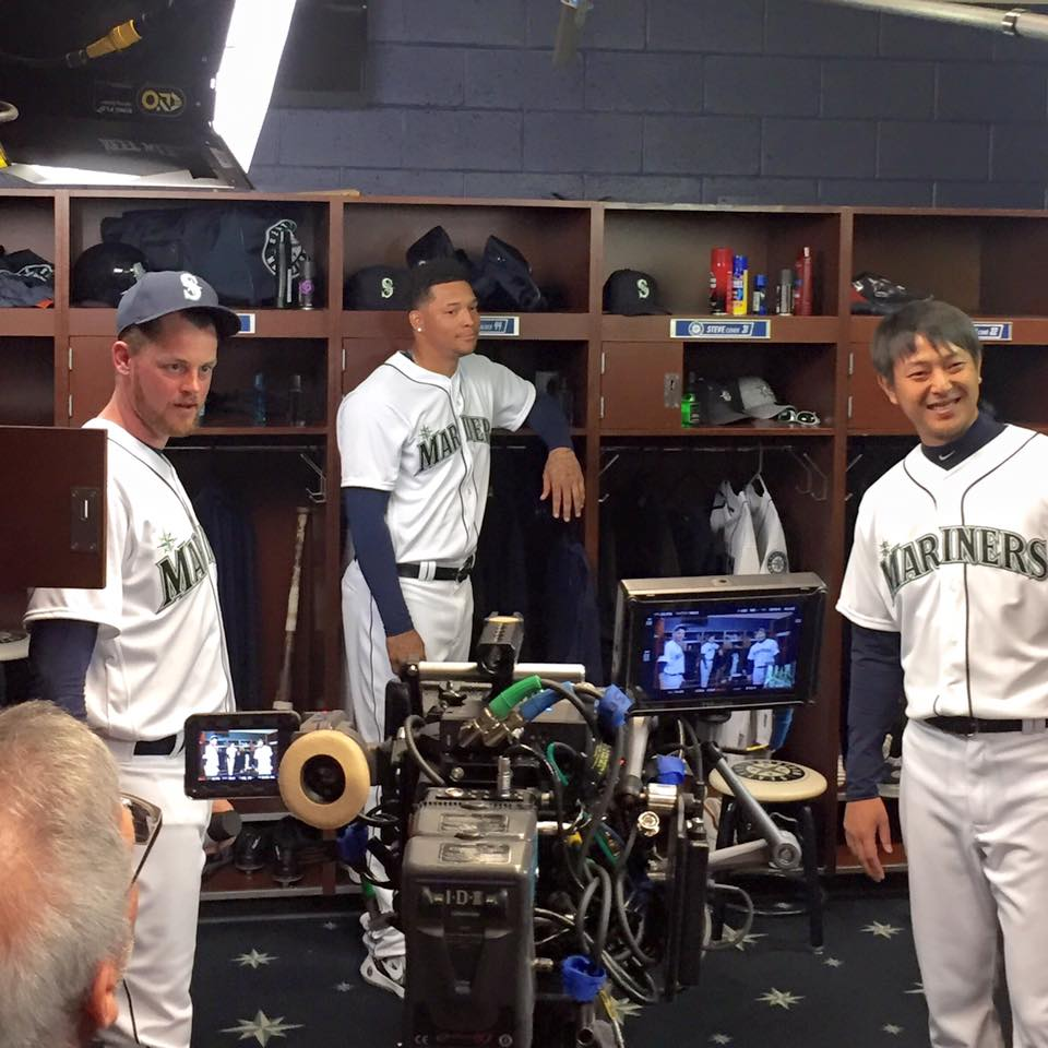 mariners commercials